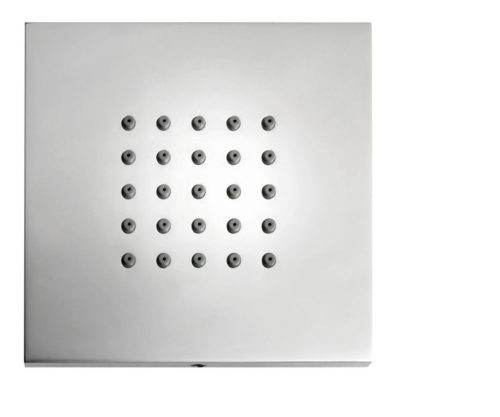Боковая форсунка BOSSINI Cubic Flat — Wall I00176