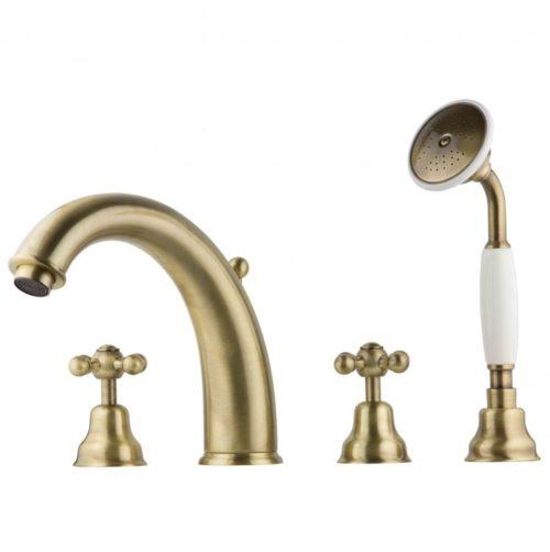 Смеситель для ванны Devit Charlestone CN60026119B