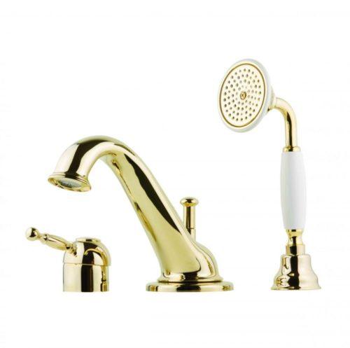 Смеситель для ванны Devit Charlestone CN60126137G