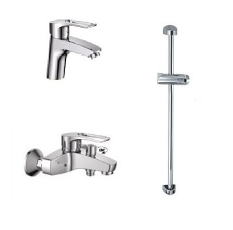 Набор смесителей для ванны Haiba GERMES Premium