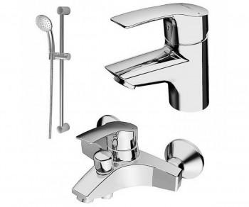Набор смесителей для ванной комнаты HANSA POLO 464102000046