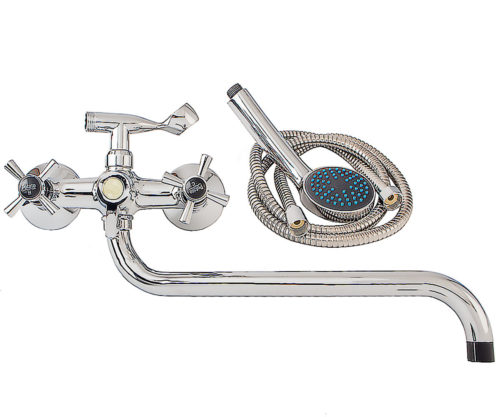 Смеситель для ванны POTATO P2754-6