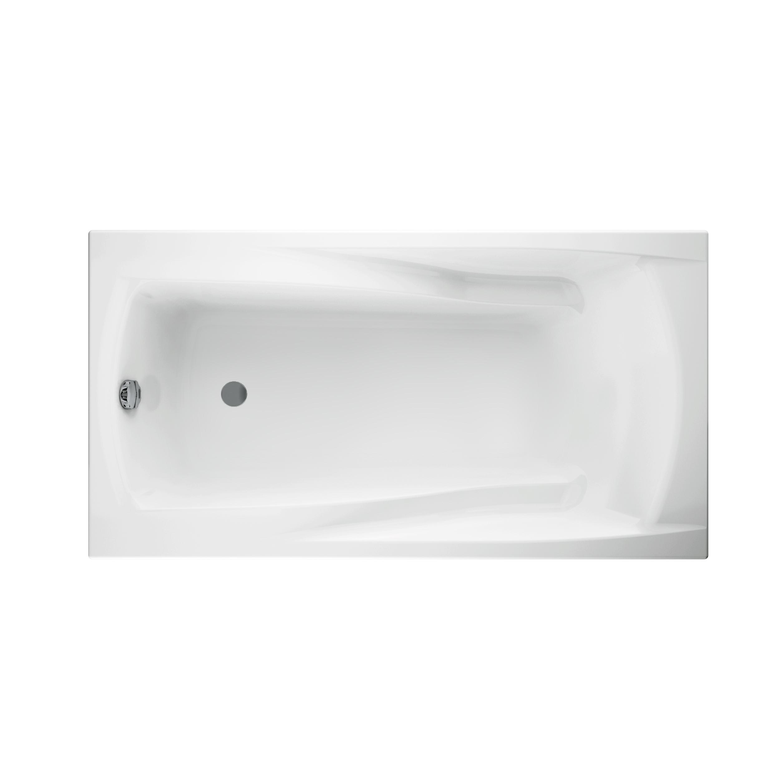 Ванна акриловая Cersanit Zen 160 01000
