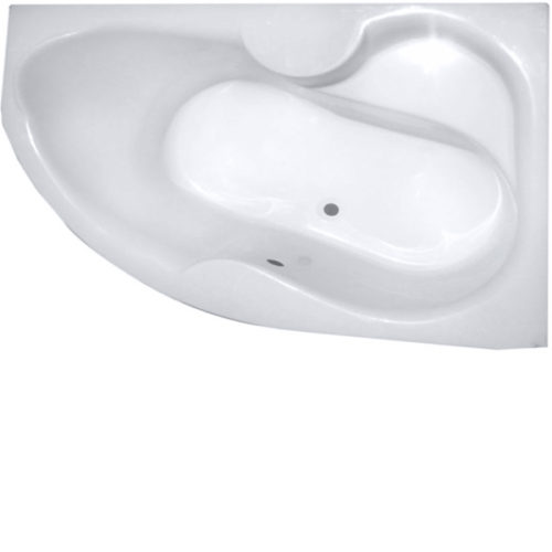 Ванна акриловая Koller Pool Montana правая 150х105 P