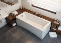Ванна акриловая Cersanit Virgo 150 S301-048