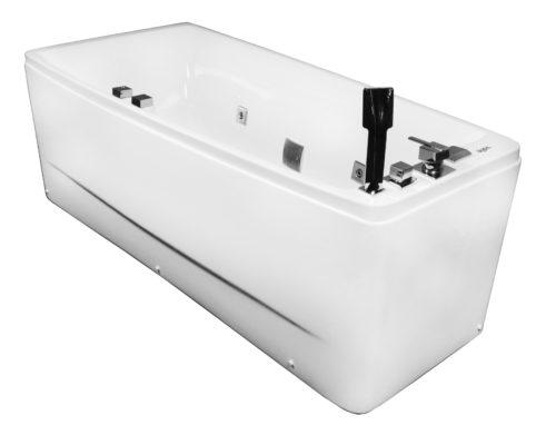 Ванна акриловая Volle левая 12-88-102/L