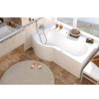 Ванна акриловая Koller Pool Euphoria правая 50460001076