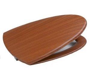 Сиденье для унитаза Roca Veranda Slow-closing для компакта Cherry 801442M14