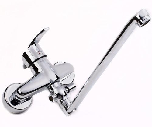 Смеситель для ванны ECA MIX CUBIC М 162 402102173