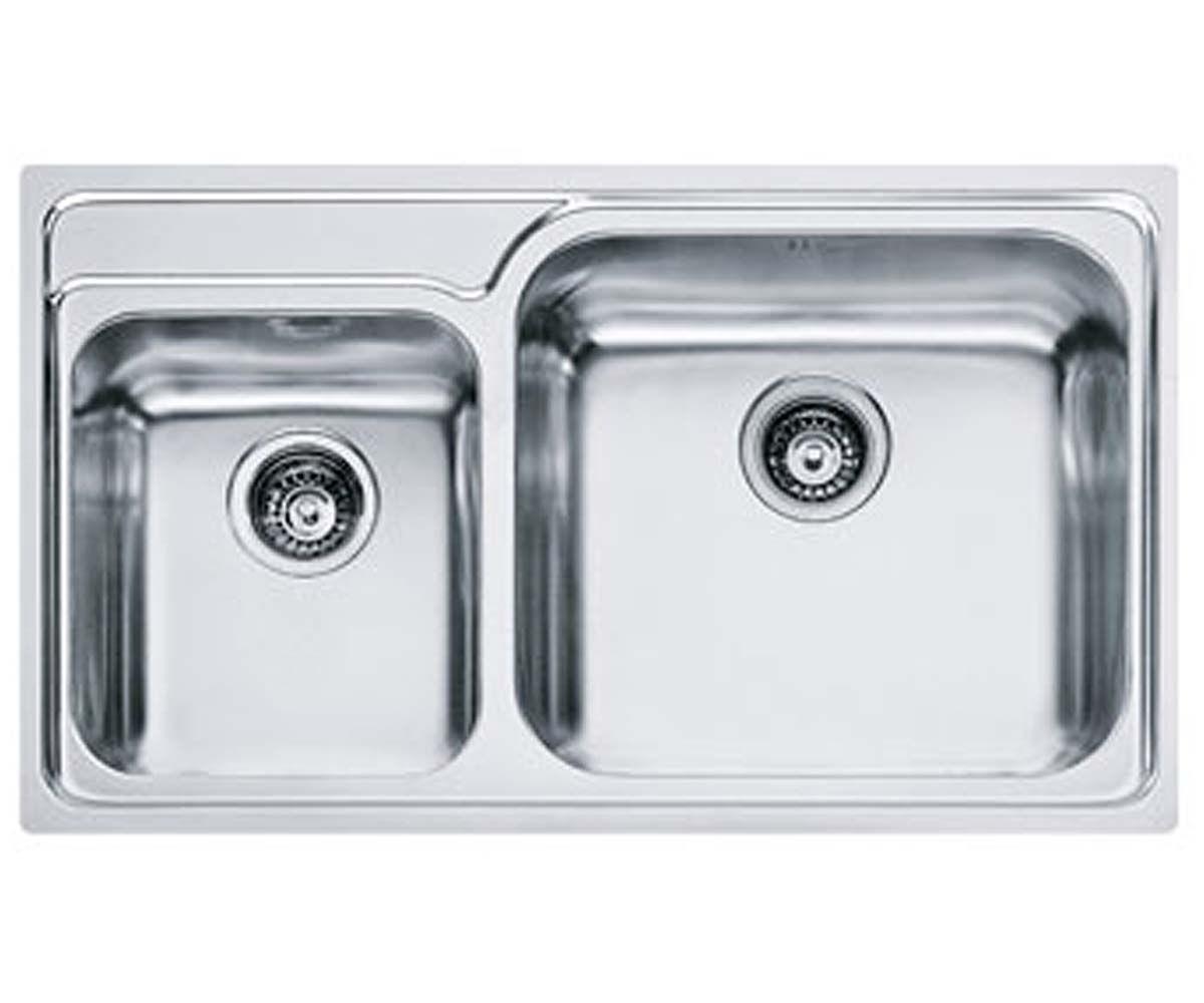 Мойка кухонная FRANKE GALASSIA 101.0017.507