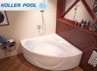 Ванна акриловая Koller Pool Delta 50310001076