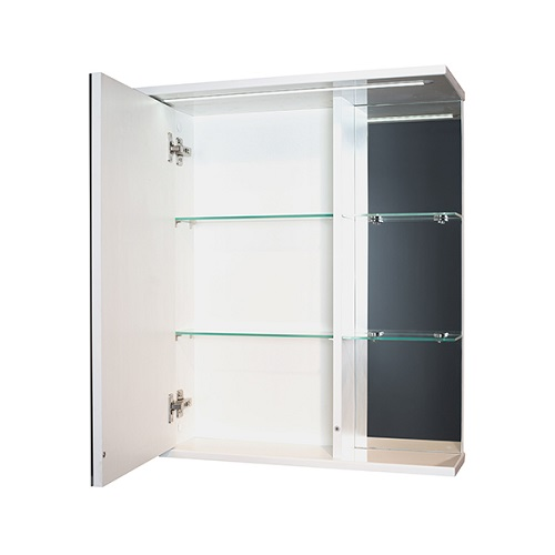 Зеркальный шкаф Буль-Буль MC-8 (ШЗ-8 b) венге