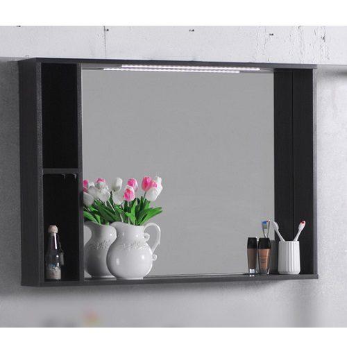 Зеркальный шкаф Буль-Буль MC-980 (ШЗ-980) венге
