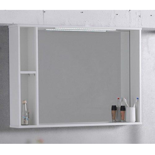 Зеркальный шкаф Буль-Буль MC-980 (ШЗ-980w) белый