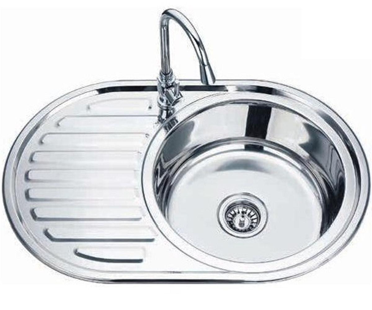 Кухонная мойка FORMIX FM7750DK-R