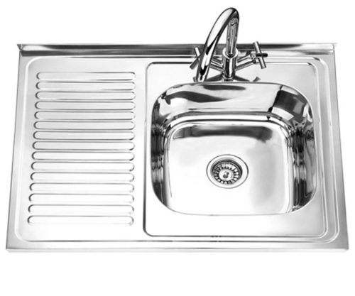 Кухонная мойка FORMIX FM8060DK-R