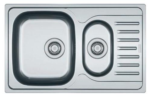 Мойка кухонная FRANKE POLAR 101.0265.024 со смесителем