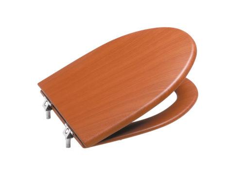 Сиденье для унитаза Roca Cherry wood для компакта America 801490M14