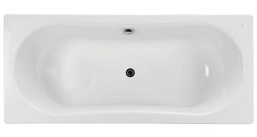 Ванна стальная Roca Duo Plus 221670000