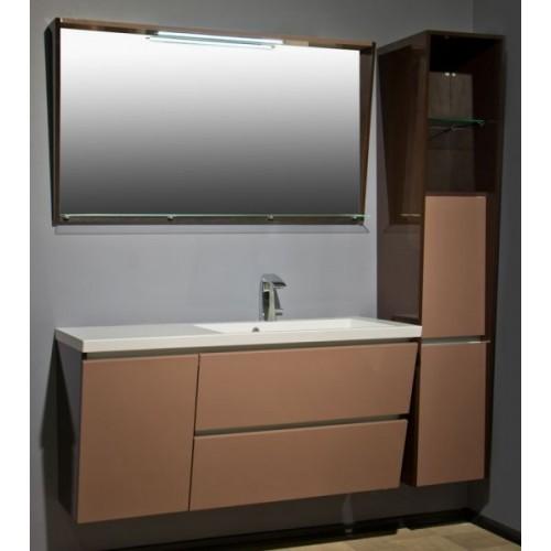 Мебельный комплект Буль-Буль CYPRUS (PEGGY 1250 L/R) венге