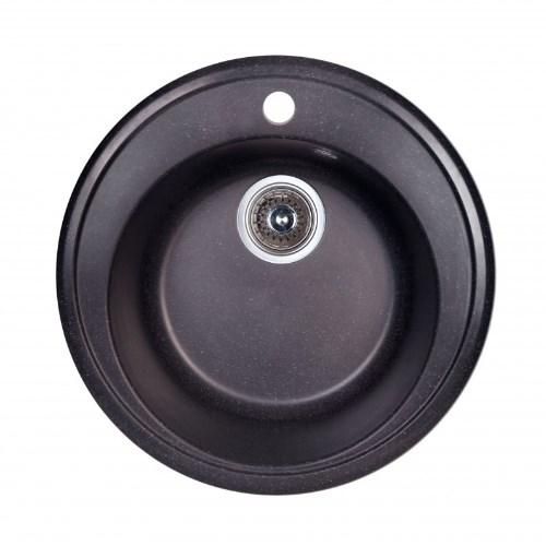 Мойка Fosto D510 420 черный