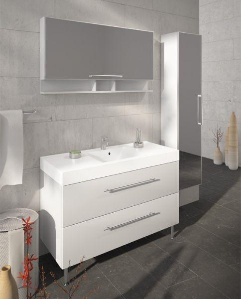 Мебельный комплект Буль-Буль BARBADOS 120w белый