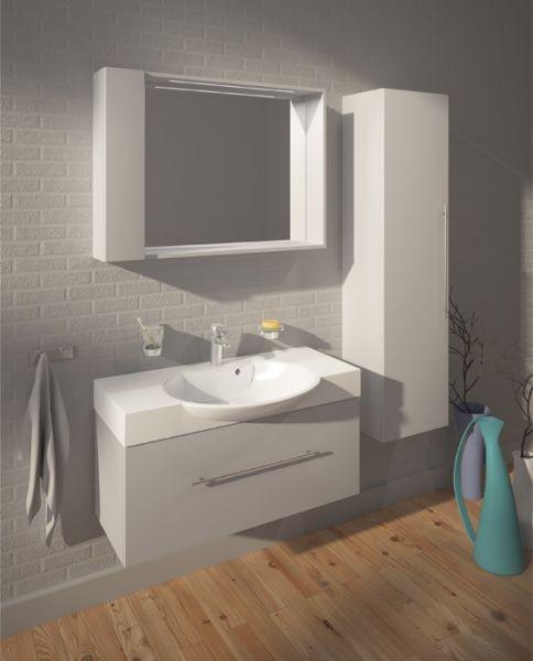 Мебельный комплект Буль-Буль SUMATRA 1w белый