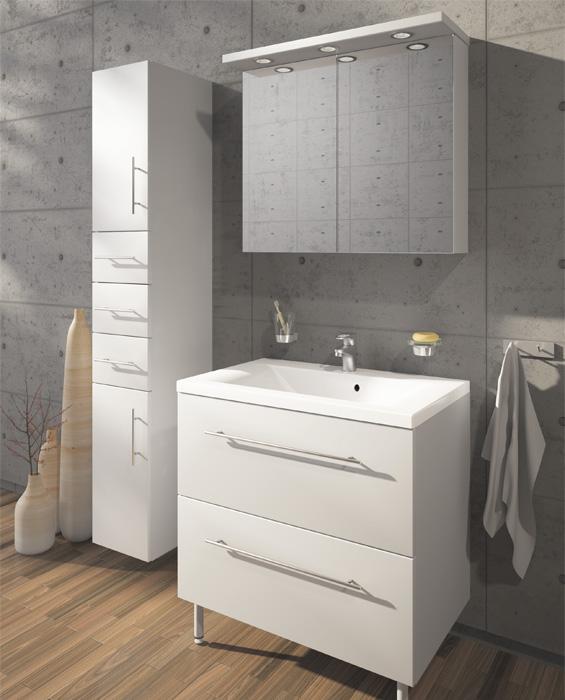 Мебельный комплект Буль-Буль GOA 80 w белый