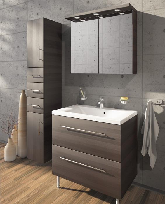 Мебельный комплект Буль-Буль GOA 80 b венге