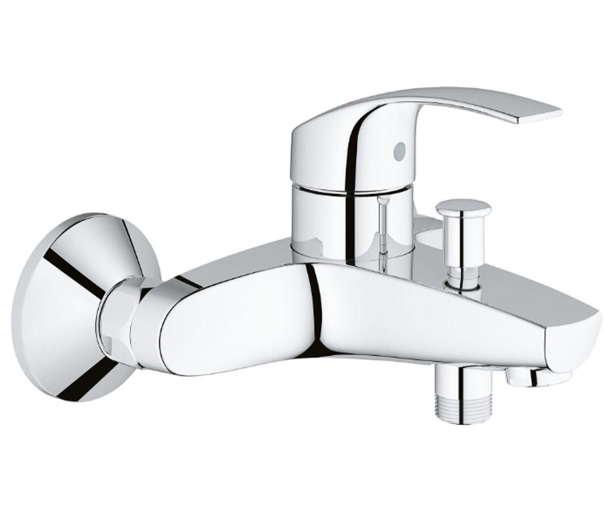 Eurosmart Смеситель для ванны, однорычажный GROHE 33300002