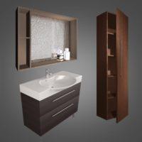Мебельный комплект Буль-Буль SUMATRA 2b венге