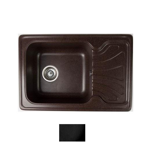 Кухонная мойка Буль-Буль Filadelfia 103060003 Черный