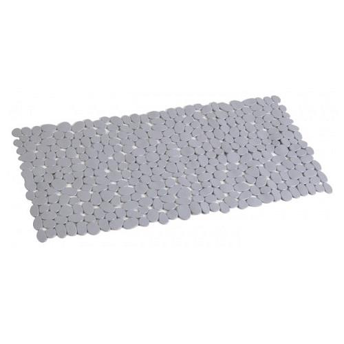 Коврик в ванную комнату AWD 88*40см серый 2090807