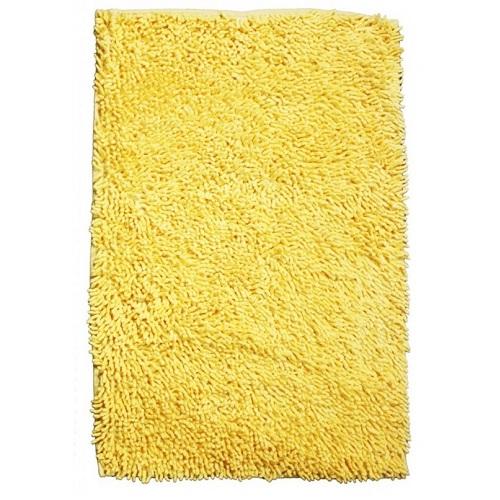 Коврик в ванную комнату KERAMAC 50*80 желтый 8000318