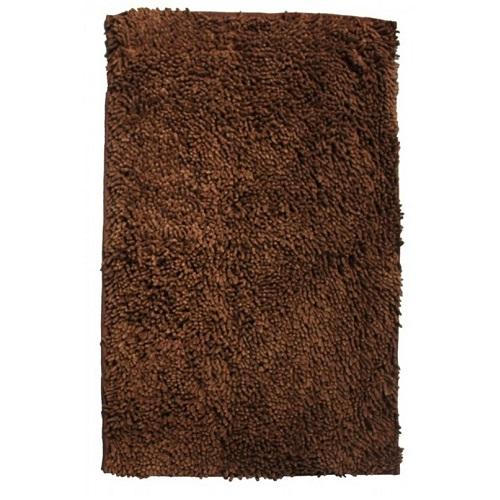 Коврик в ванную комнату KERAMAC 50*80 коричневый 8000319