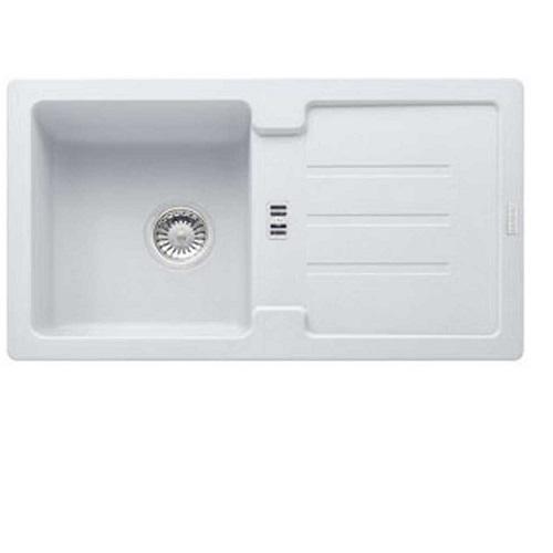 Кухонная мойка FRANKE STRATA 114.0327.906 белый
