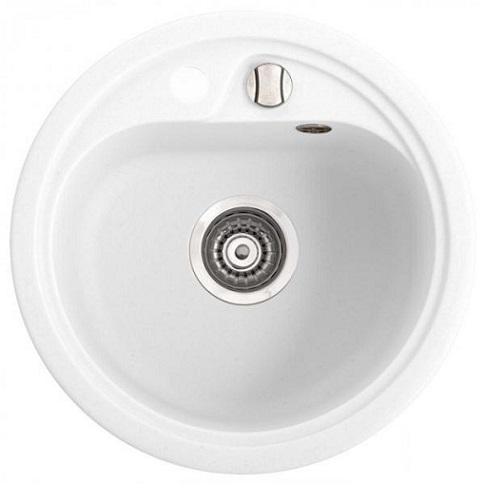 Кухонная мойка Буль-Буль Nevada 104040001 Белый