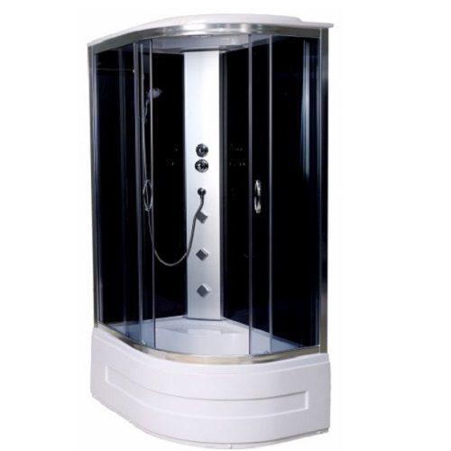 Гидромассажный бокс AQUASTREAM Junior 128 HBL (левосторонний) без электроники