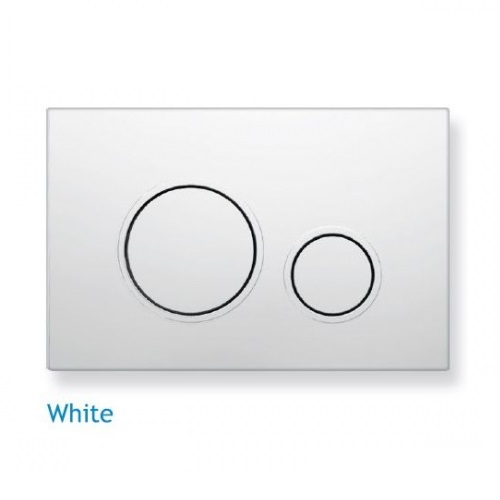 Панель смыва Koller Pool Twin White