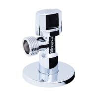 Компплект 2шт / Краны для подключения бытовых приборов SD FORTE кран Арко SD Forte 1/2*1/2