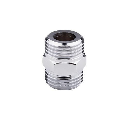 Ниппель наружная резьба SD FORTE SD Forte Нипель хром 1/2Н-1/2Н