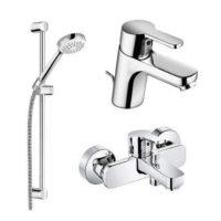 Набор смесителей для ванны KLUDI Logo Neo 376850575