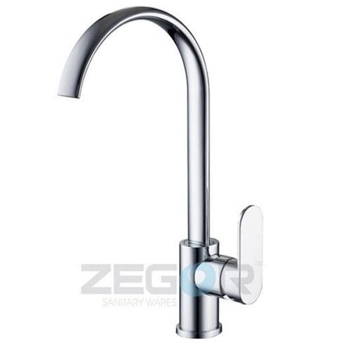Смеситель для кухни ZEGOR (TROYA) Z45-LOB4-A128