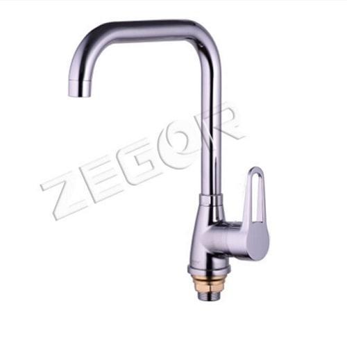 Смеситель для кухни ZEGOR (TROYA) SOP4-A045 (Z83-SOP7-A045)
