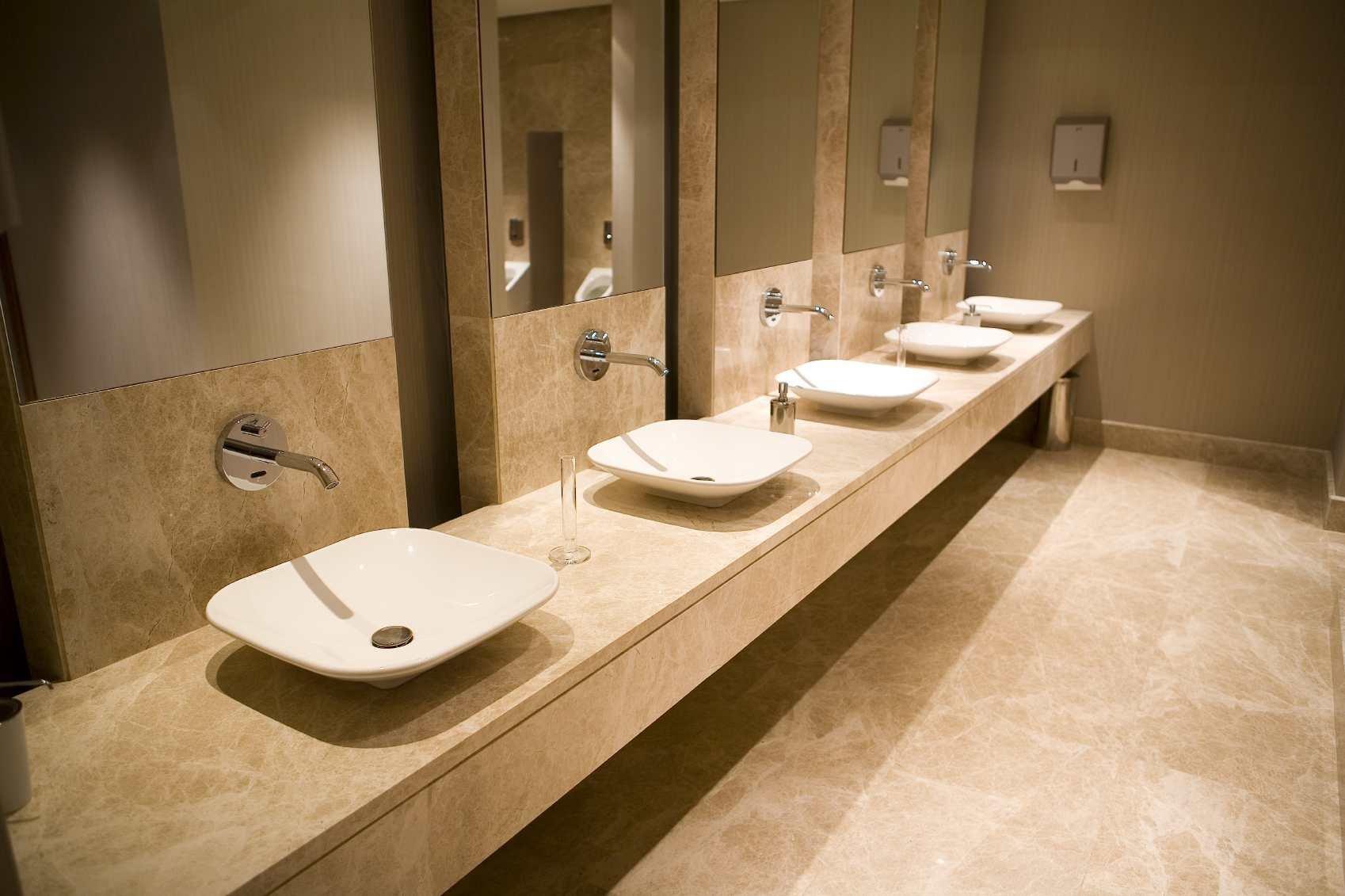 commercial-automatic-motion-faucets-public_bathroom