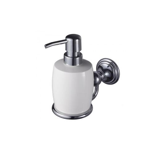 Дозатор жидкого мыла Haceka Allure (401816) 1126182 (УЦЕНКА)