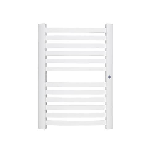 Электрический полотенцесушитель INSTAL PROJEKT белый RET-50/70+HOTS-03C1