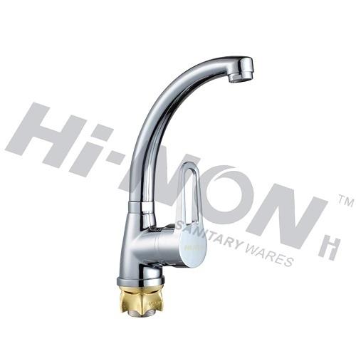 Смеситель для умывальника HI-NON Н064-5-402
