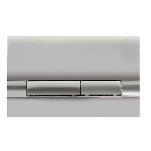 Кнопка для инсталляционных систем Cersanit Slim&Silent ADRIA хром глянцевый P-BU-ADR-Cg