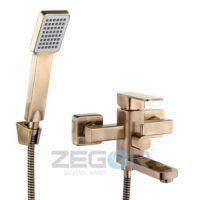 Смеситель для ванны ZEGOR (TROYA) LEB3-123T (Z65-LEB3-123-T)